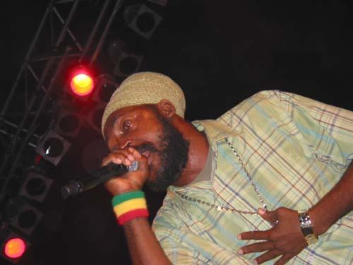 Lutan Fyah + Jah Mason en concert