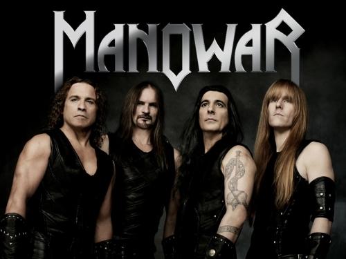 Manowar en concert