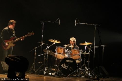 Manu Katché en concert