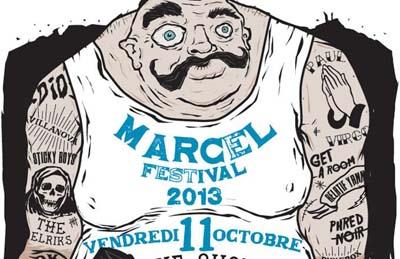 Sticky Boys (Marcel Festival) en concert