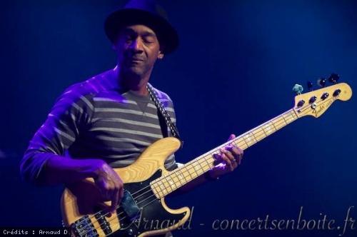 Marcus Miller en concert