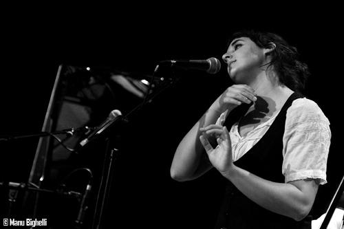 Marion Rampal 'Own Virago' en concert