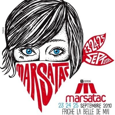 Interview de l'équipe de Marsatac en concert