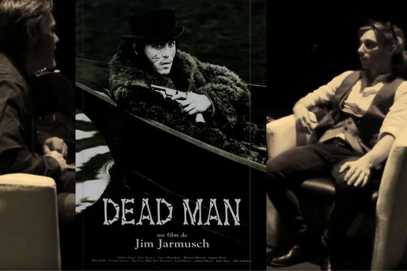 Interview de Mazingo lors du Ciné Concert de Dead Man