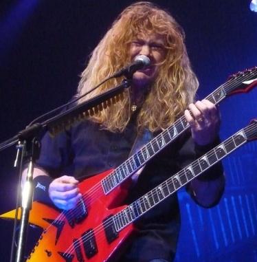 Megadeth + Slayer + Zuul FX (European Carnage tour) en concert
