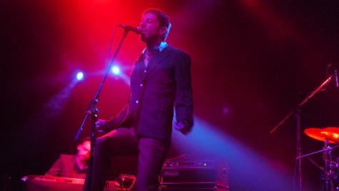 Mercury Rev Plays Deserter's Songs en concert
