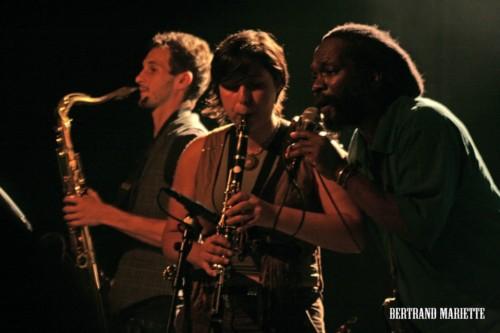 Messengers en concert