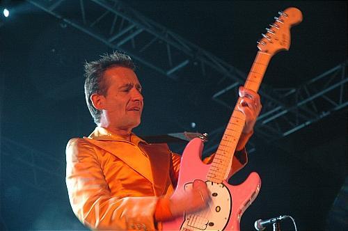 Cowboys From OuterSpace, Oaï Star, les Wampas, DJ Zebra (Fiesta des Suds 2006) en concert