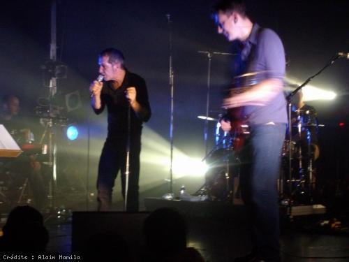 Miossec en concert