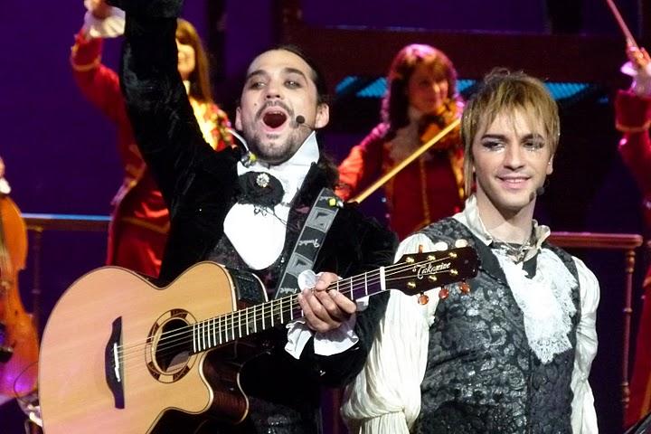 Mozart l'Opéra Rock en concert