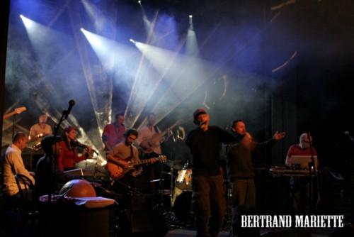 Musique Rebelle - Round 9 + Rocca en concert