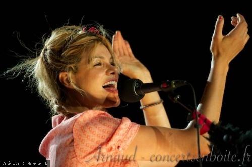 Nadéah + Gablé (Les Nuits d'O) en concert