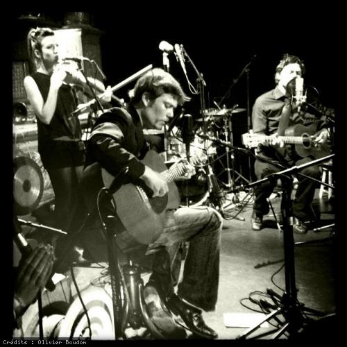 Narrow Terence en concert