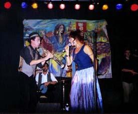 Na Zdorovie + Prodige Namor + Balayeurs du Désert + Eurafrisia (Fiesta des Suds 1999) en concert