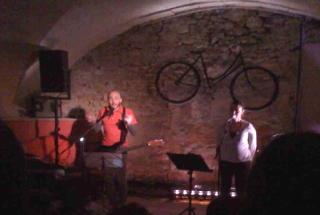 Frédéric Nevchehirlian + Guylaine Renaud + Antoine Chao en concert