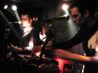 Nicholson + Adam Cohen (Festival Avec Le Temps) en concert