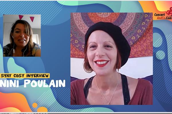 Interview de Nini Poulain en concert