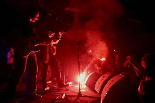 Le Tour du Pays d'Aix : Aspengrove + The New Haze + Systems DMC + Dissonant Nation + Oaïstar vs Papet J en concert