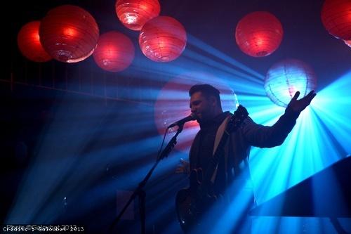Oslo Swan en concert