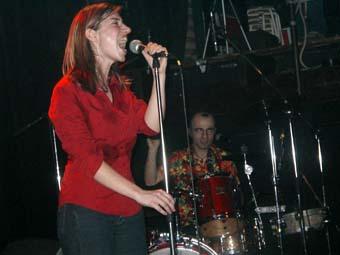 Opossum en concert