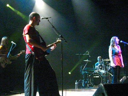 Opossum (Printemps de Bourges 2003) en concert