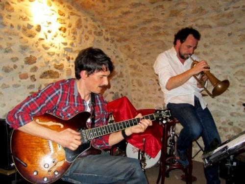 Christophe LeLoiL & Nicolas Pacini en concert