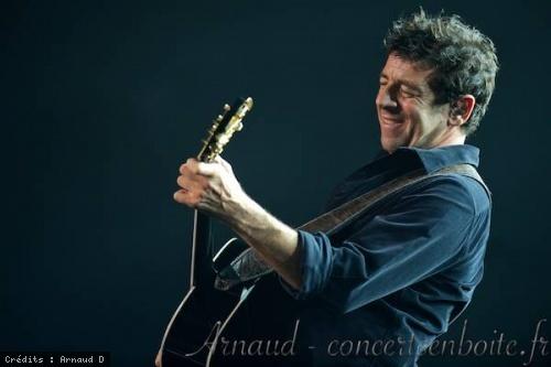 Patrick Bruel en concert