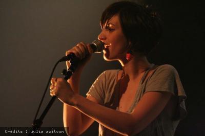 Pascal Mathieu + Pauline Croze en concert