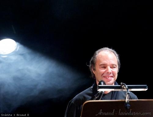 Stephan Eicher & Philippe Djian en concert