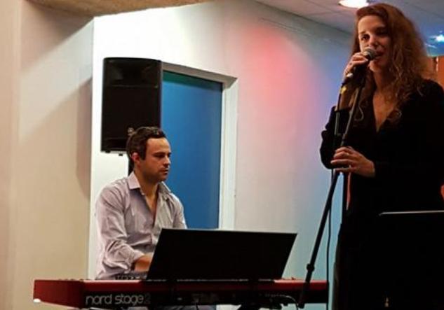 Anna Farrow Quartet en concert