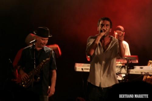 Pierpoljak + Mr Toma en concert