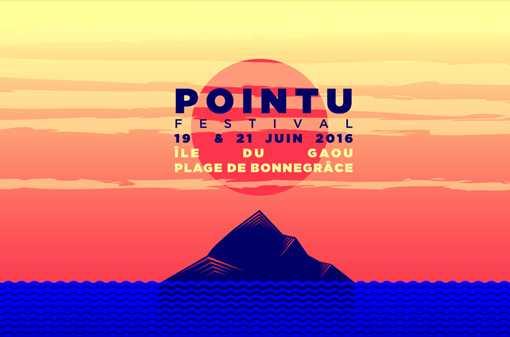 Goat + Camp Claude + The Social Network (Pointu Festival) en concert