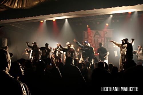 Puissance Nord+Faianatur+Alonzo+Black Marche+13DAll Star+S-Krim+Stone Black+Les Incompris+GIZ+Andyman+Coly+Cindy C en concert