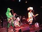Rabies Babies + Golden Helmets en concert
