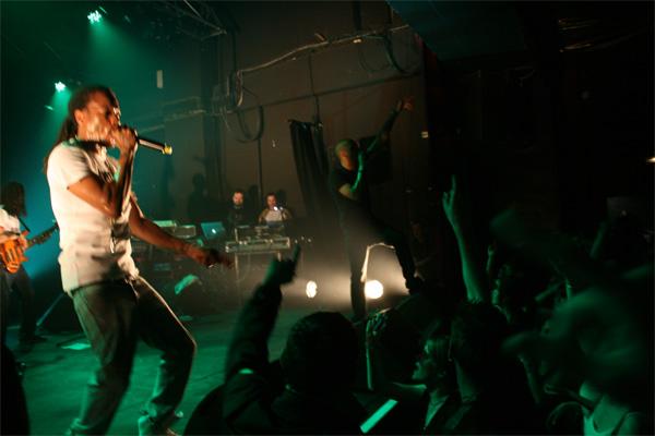 Raggasonic en concert