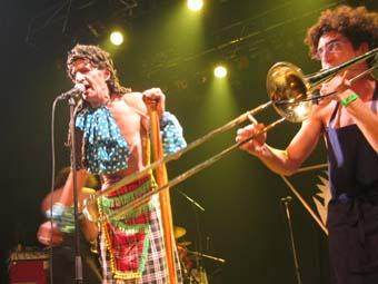 Raoul Petite (Festival Avec Le Temps 2004) en concert