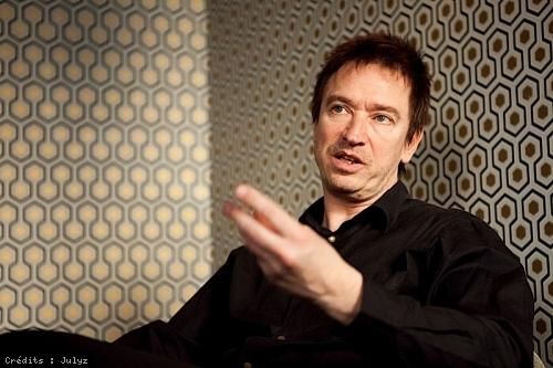 Interview de <i>RECOIL - Alan Wilder</i> en concert