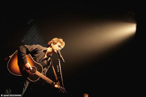 Renan Luce + Bensé en concert