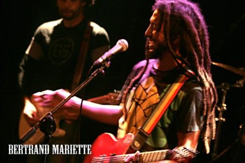 Rootz Underground en concert