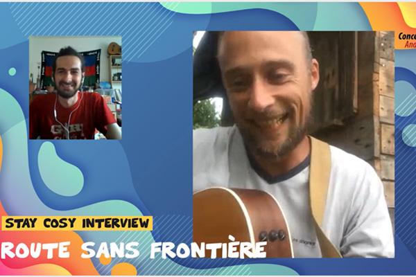 Interview de Route Sans Frontière