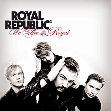 Interview avec Royal Republic en concert