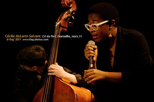 Cécile McLorin Salvant en concert