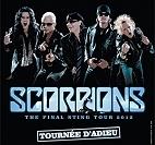Scorpions en concert