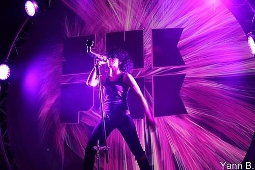 Nasser + Shaka Ponk (Les Escales du Cargo) en concert