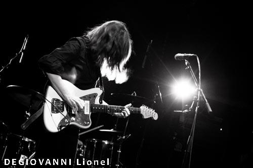 Brune + Shannon Wright en concert