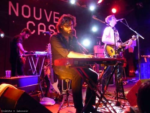 Shearwater en concert