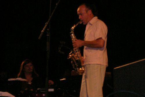 Julien Lourau + Sixun - Jazz des 5 continents  en concert