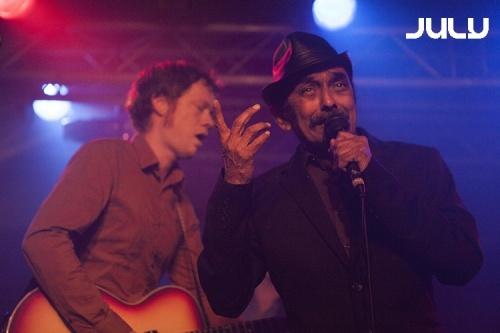 Jeremy Loops + Slow Joe & the Ginger Accident + Heymoonshaker (Mama Festival) en concert