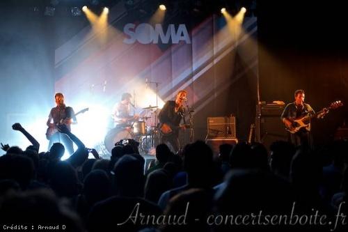 Phyltre - Soma en concert