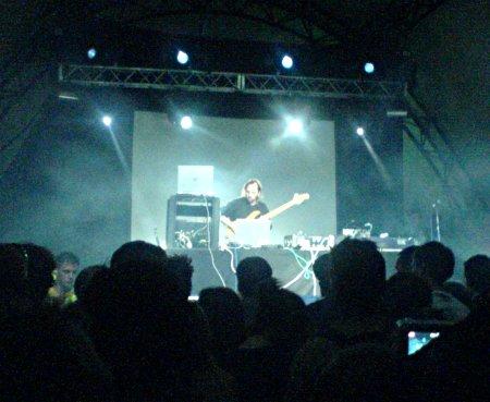 Squarepusher + Markovo en concert